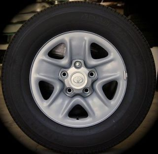 "New Toyota Tundra Sequioa 18"" Factory Wheels Rims Tires 2007 14 Free SHIP"