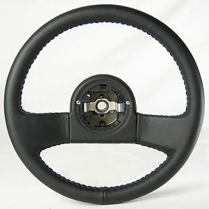 C4 Corvette Black Leather Steering Wheel 1984 1989