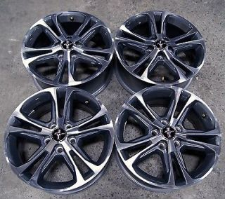 "Ford Mustang 17"" Factory Wheels Rims 04 14 3906"