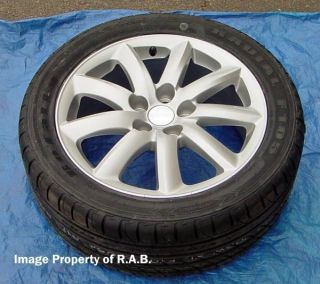 "18"" Lexus Wheels Tires Toyota Tacoma 2WD"