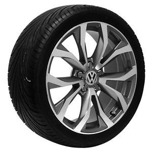 "18"" inch Passat EOS Golf GTI Jetta VW Volkswagen Rims Wheels and Tires"