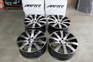 "19"" Mercedes Benz Audi VW Wheels A4 A6 C230 C240 C320"