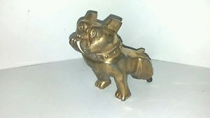 Mack Truck Hood Ornament Bulldog Gold Finish Semi Truck