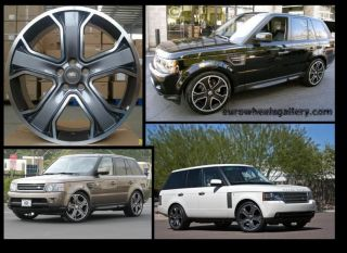 Rang Rover Sport Supercharged Wheel and Tire Package