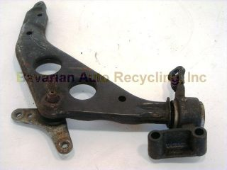 Suspension Control Arm L F 31126761409 BMW Mini Cooper s Conv E38