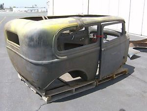 1932 Ford Steel Body Deuce Hot Rod Rat Rod Street Rod Racecar Chop