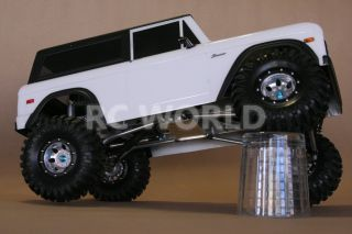 RC4WD 1 10 Rock Crawler RC Truck Ford Bronco 2 4GHz RTR 90 Metal