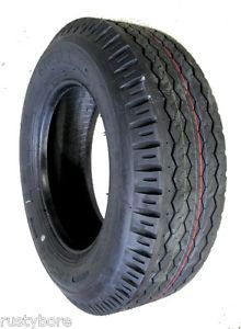 8 75 16 5 LRE 10 Ply Power King Hwy Non Radial Truck Trailer Tire Free SHIP
