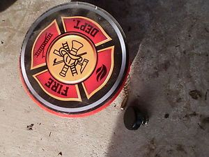 Avigo Ride on Fire Rescue Truck Discontinued Replacement Hood Release Parts G1
