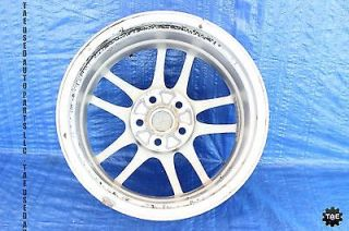 2006 Mitsubishi Lancer Evolution GSR Enkei Wheel Rim 3 3 EVO9 CT9A GSR