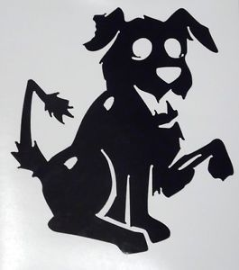 Vinyl Decal Car Window