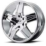 22 inch Chrome Wheels Rims Dodge Charger Challenger Chrysler 300 C Magnum 5 Lug