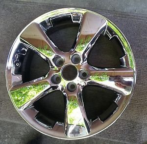 "18"" Lexus Chrome Rim Lexus RX330 RX350 Chrome Factory Wheel"