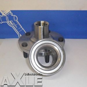 Front Wheel Hub Bearing Assembly New 4 Cylinder Camry