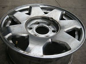 Cadillac Escalade Chrome Wheel Size 17'