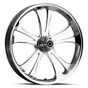 "Custom 3 Dimensional Wheel Set 21"" 3D Chrome Wheel Package"