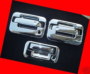 04 05 06 07 08 09 2010 Ford F150 Chrome Accessories WN