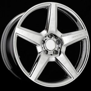 "19"" Chrome Wheels Rims Fit Mercedes s Class W220 W221 S500 S600 SLK R171 R172"