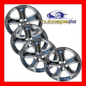 "Venza 19"" Chrome Wheel Skins Hubcaps Covers Hub Caps"