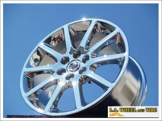 "18"" 19"" Cadillac STS V Chrome Wheels Rims Exchange"