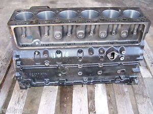 98 99 00 01 Dodge RAM Cummins Turbo Diesel Engine Block 24V 5 9L ctd Bare Block