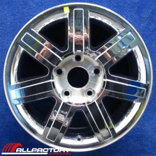 "Chrysler Aspen 18"" Chrome Factory Rim Wheel 2323"