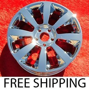 "Set of 4 New Chrome 18"" Kia Optima Factory Wheels Rims 74653 Exchange"