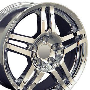 "17"" TL Wheel Chrome 17x8 Rim Fits Acura Honda Accord Civic"