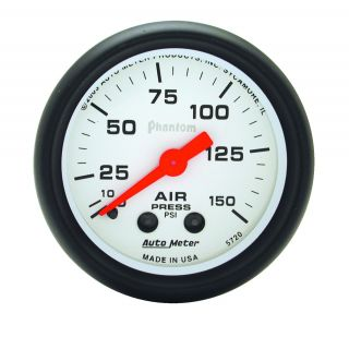Autometer Phantom Oil Pressure Gauge