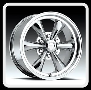 "17"" x 8"" Vision 141 Legend 6 Chrome Wheels 6x5 5 6x139 7 Rims 17 inch 6 Lug 19"