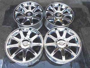 "Chrysler 300C 18"" Chrome Alloy Wheel Rims Set LKQ"