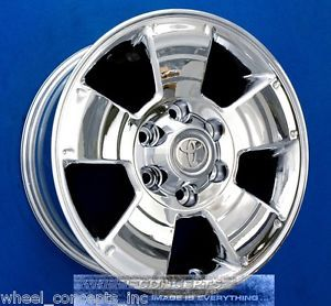 Toyota Tundra Sequoia Tacoma T100 17 inch Chrome Wheels