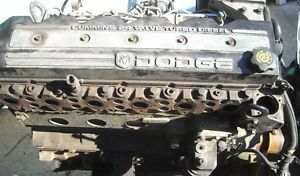 Dodge Cummins 24 Valve Turbo Diesel Engine 2001 Dodge RAM 2500