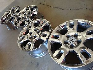 17 Acura MDX Honda CRV Accord JDM Factory Stock Chrome Wheels Rims