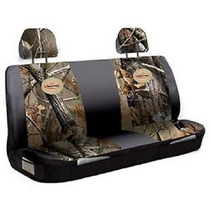 New Toyota Tundra Truck Real Tree Camo Bench Seat Cover