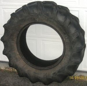 Case 530CK BF Goodrich Backhoe Loader Rear Tractor Tire 14 9 x 24 14 9 24