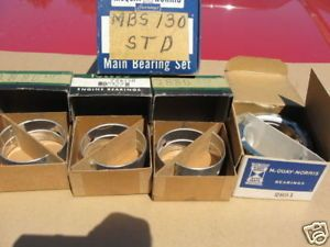 Engine Main Bearings 1937 1951 DeSoto Chrysler Dodge