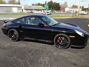 Ruger Mesh Matte Black Porsche 911WHEELS with Nitto Tires
