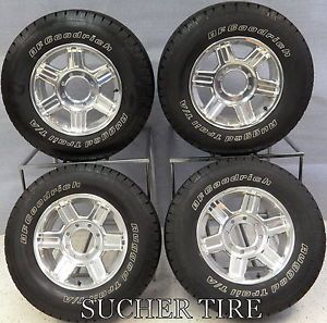 "Dodge RAM 2500 3500 Pickup 17"" Factory Wheels Rims and BFGoodrich Tires 2384"