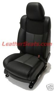 2004 2011 Nissan Maxima Leather Seat Covers Custom Interior