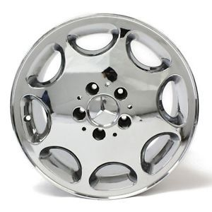 "16"" Mercedes Benz Chrome Wheel Rim Factory 65151 E300 E500 SL500 SL600"