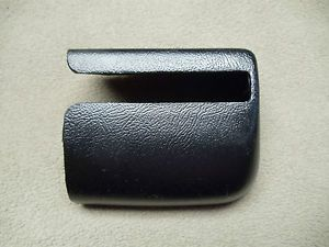 GM Camaro Firebird Driver Seat Outer Rear Trim Cover Seat Track Cover