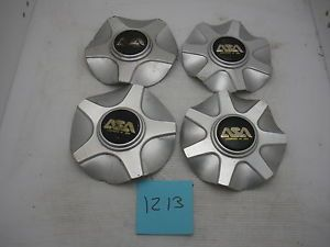 Lot of 4 ASA BBs 8B484 83225 8B483 Wheel Center Caps Hubcaps