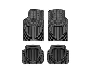 Weathertech® All Weather Floor Mats 2003 2008 Infiniti FX35 Black