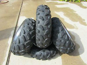 ATV Dunlop KT 195 Tires and Wheels Kawasaki Brute Force