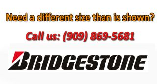 Bridgestone Potenza RE050A RFT Tires Set 225 40 18 255 35 18 BMW 325 328 330 335