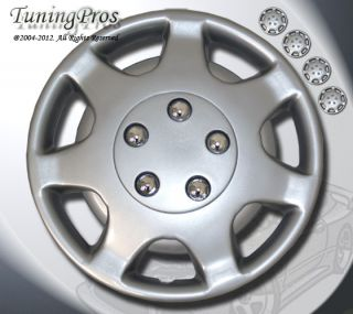 "Style 107 14 inches Hub Caps Hubcap Wheel Cover Rim Skin Covers 14"" inch 4pcs"