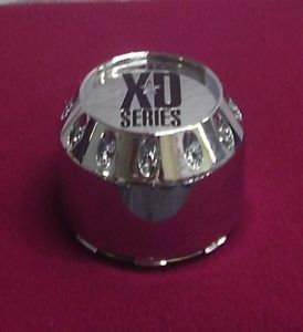 XD Wheels Chrome Custom Wheel Center Cap 905K98 1