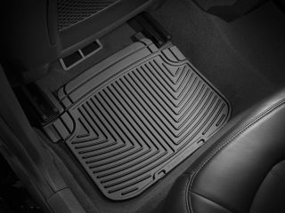 Weathertech® All Weather Floor Mats Cadillac cts 2003 2007 Black