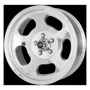 15x8 American Racing Ansen Sprint Polished Rims